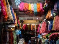 کارگاه رنگرزی سنتی در زنجان +تصاویر