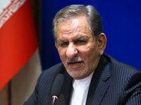 جهانگیری بر حمایت دولت از نهادهای مردمی تاکید کرد