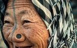 سنّت عجیب یک قبیله برای محافظت از زنان +تصاویر