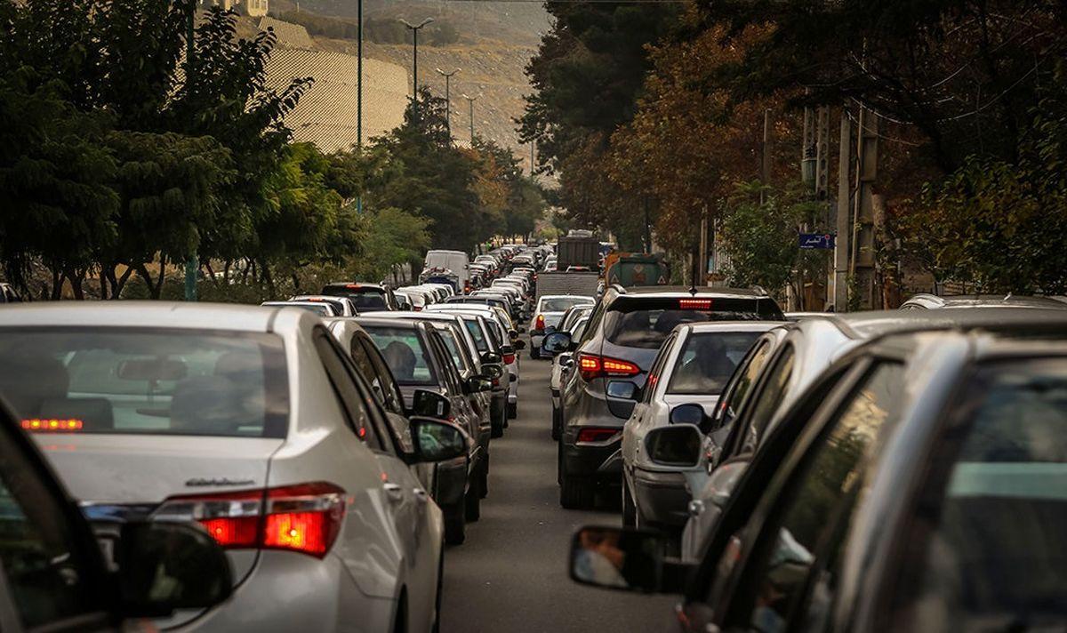 ترافیک روان در همه محورهای مواصلاتی کشور