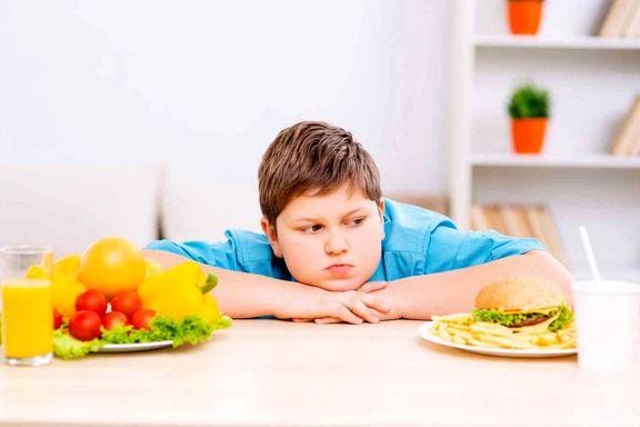 یک علت مهم چاقی در کودکان مشخص شد