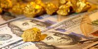 عقب نشینی فلزات گرانبها با افزایش شاخص دلار / کاهش قیمت طلا علیرغم عقب نشینی بازارهای سهام