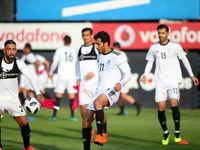 تمرین 100دقیقهای تیم ملی در کمپ بشیکتاش +عکس