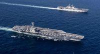 ایران میتواند ناو هواپیمابر آمریکا را غرق کند؟