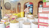کاهش ۵۰درصدی فروش خشکبار و آجیل