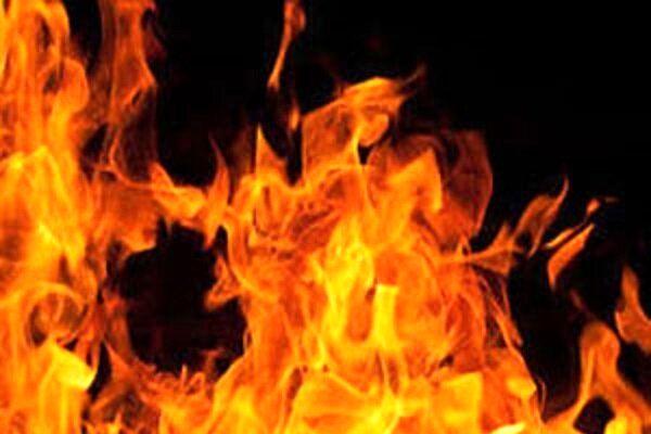 عروس بیرحم، داماد را آتش زد +عکس
