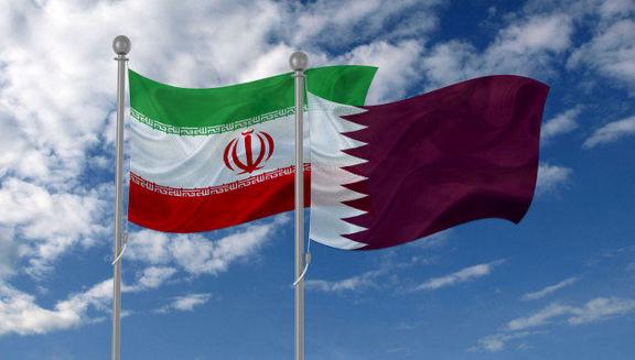قطر مبادلات تجاری با ایران را به دارو و غذا محدود کرد