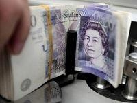 مالیاتستانی انگلستان به رکورد ۷۵میلیارد پوند رسید