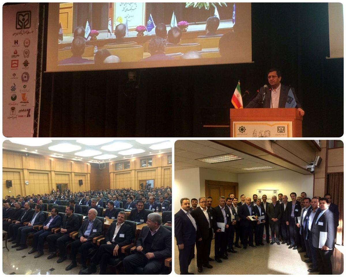 از ٢٤ رئیس شعبه موفق بانک صادرات ایران تقدیر شد
