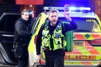 وحشت در پل لندن +تصاویر