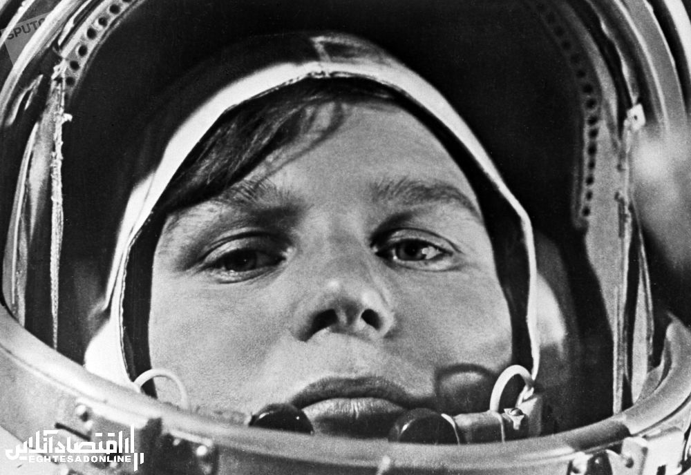 فضانورد روس والنتینا ترشکوا