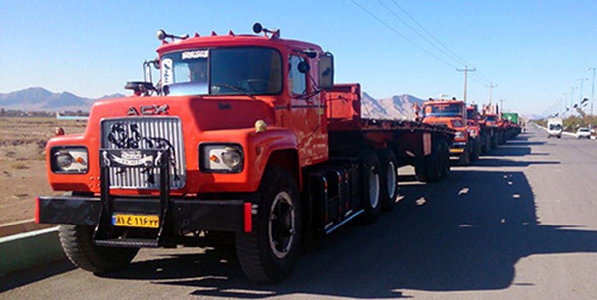 جزئییات ترخیص کامیونهای دست دوم از گمرک