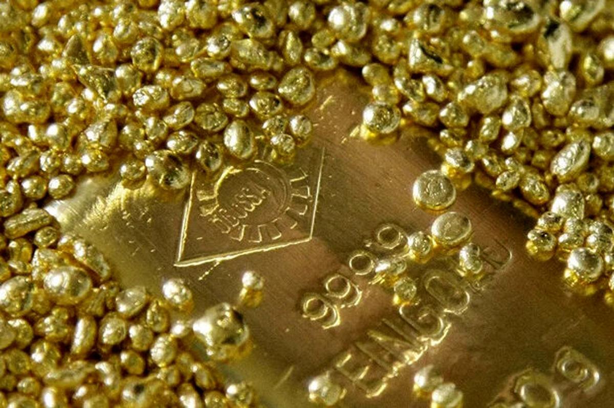 قیمت طلا ۱درصد سقوط کرد