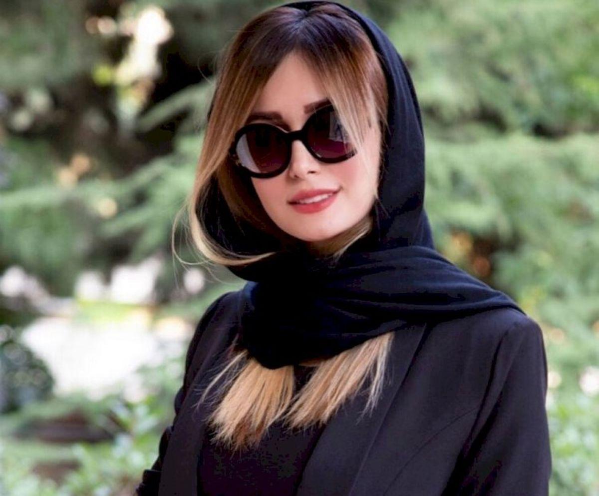 عکس جدید همسر شاهرخ استخری