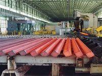 رشد ۱۱درصدی صادرات فولاد/ پروژههاى نیمه تمام تعیین تکلیف شوند