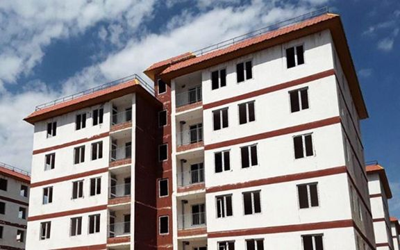 ظرفیت پردیس در طرح ملی مسکن تکمیل شد