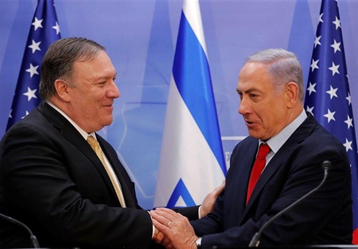 ادعاهای نتانیاهو علیه ایران در دیدار با پامپئو