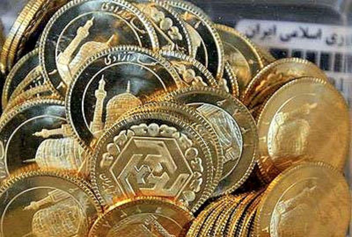 قیمت سکه در اولین روز هفته چند؟ (۹۹/۴/۱۴)