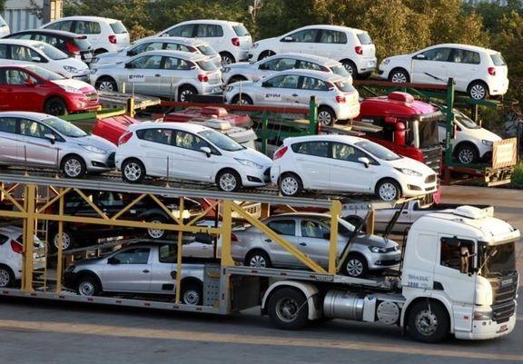 ۱۶۰۰ دستگاه؛ ترخیص خودروهای دپو شده در گمرک