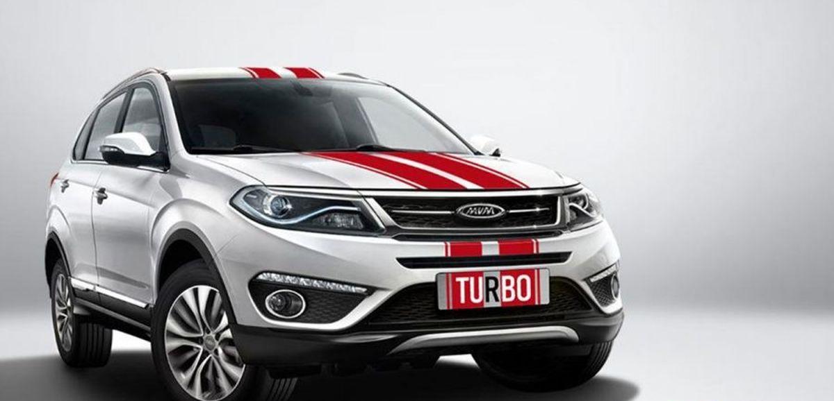 مدیران خودرو تیگو ۵ توربو را معرفی کرد