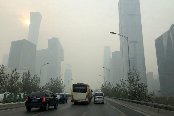 آلودگی هوا مشکل جدید چین بعد از قرنطینه