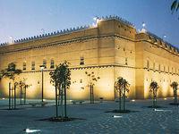 انفجار و تیراندازی در نزدیکی کاخ پادشاه عربستان
