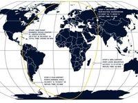 رکورد سریعترین سفر دور دنیا شکسته میشود