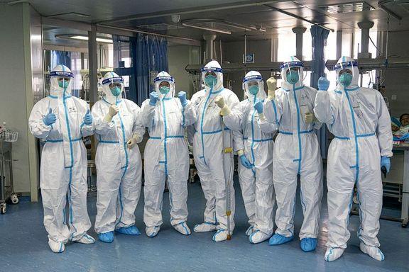 بیش از ۱۷۰۰پزشک و پرستار درچین به کرونا مبتلا شدند