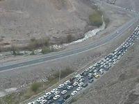کاهش ترافیک در جادهها