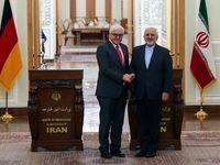 دیدار هایکو ماس، وزیر خارجه آلمان با ظریف +فیلم