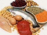 کمبود پروتئین در رژیم غذایی موجب اضافه وزن می شود