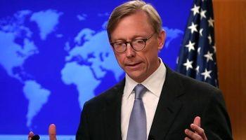 برایانهوک: به فشارهای اقتصادی علیه ایران ادامه میدهیم