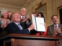 رضایت آمریکاییها از عملکرد اقتصادی ترامپ