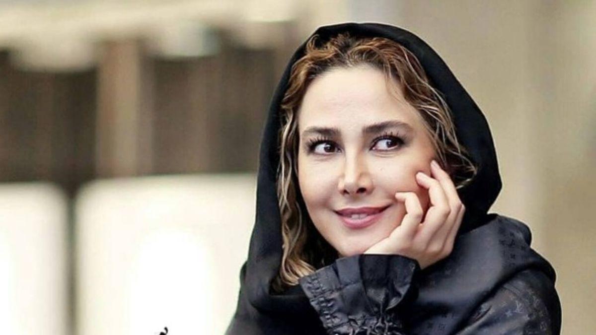آنا نعمتی در لباس کردی + عکس