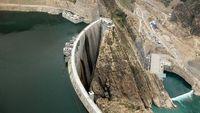 کاهش ۳۷درصدی ورودی آب به مخازن سدهای کشور