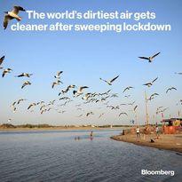 کرونا 90درصد هوای جهان را تمیز کرد!