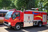 بهمن دیزل تنها شرکت دارای گواهینامه استاندارد ملی در تولید کاربری آتشنشانی