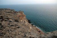 ساحلی متفاوت در خلیج فارس +تصاویر