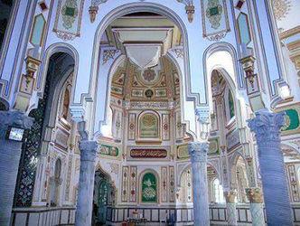 مسجد جامع شافعی درکرمانشاه