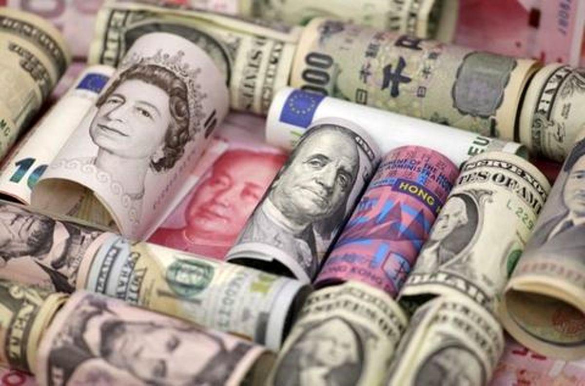 نرخ رسمی ۳۹ارز بانکی ثابت ماند
