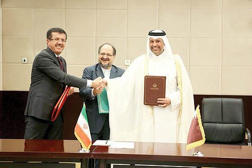 گذرگاه ایرانی صادرات به قطر