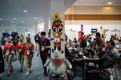 جاکارتا در آستانه افتتاحیه بازیهای آسیایی ۲۰۱۸ +تصاویر