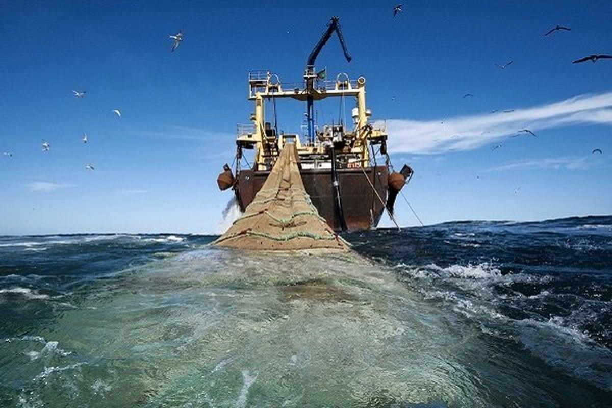 توقیف ۲۰شناور صید ترال خارجی