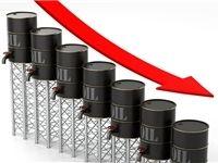 روند کاهش قیمت نفت ازسرگرفته شد