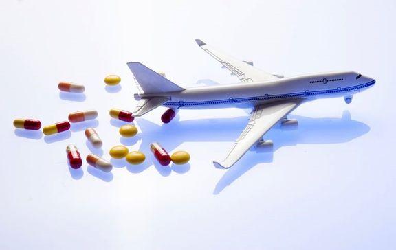 در پروازهای خارجی چه داروهایی با خود نبریم؟