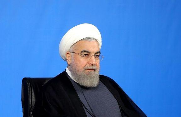 روحانی: باید به رشد اقتصادی ۸ درصد برسیم