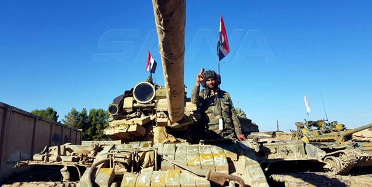 اهمیت استقرار 700کیلومتری ارتش در شمال و شرق سوریه چیست؟