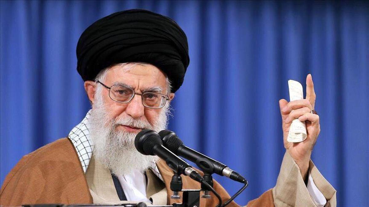 پاسخ رهبر معظم انقلاب به گزارش دریابان شمخانی/ رأفت اسلامی مبنا باشد