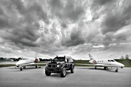 زره پوش لوکس Knight XV +عکس