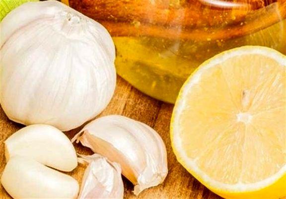 معجزه سیر و لیمو برای قلب
